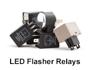 LED Flasher Relays