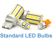 Lumens Standard Replacement LED Bulbs