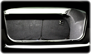 Mazda 3 Trunk with LS36W