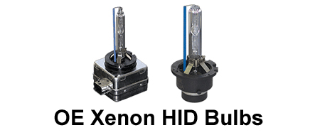 OE Xenon Bulbs