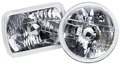 Sealed beam housings